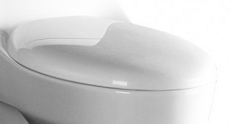 Soft closing TOILET SEAT FOR EAGO TB108