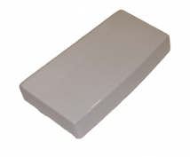 REPLACEMENT TOILET TANK LID FOR EAGO TB336