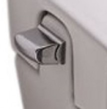TB340 EAGO TOILET FLUSH BUTTON